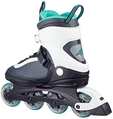 K2 Damen Inline Skate Zoe 80, Mehrfarbig, 8, 30A0728.1.1.080 - 2
