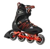 K2 Herren Inline Skate Fit Boa, schwarz/rot, 10.5, 3050000.1.1.105 - 1