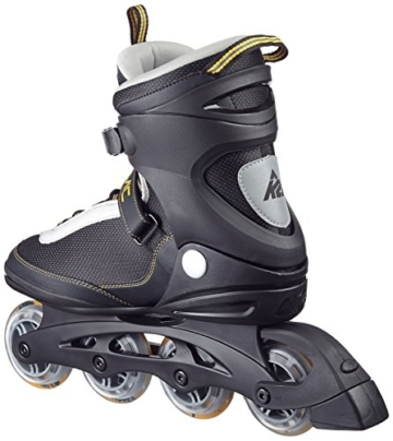 K2 Herren Inline Skate Seismic 80, Mehrfarbig, 10.5, 30A0727.1.1.105 - 2