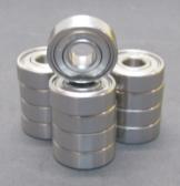 16 Kugellager DIN 608 ABEC 9 Inliner Skates Skateboard K2 Fila Roces Salomon Rollerblade - 1
