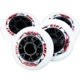 8 St. Mint Inline Skate Race Speed Rollen - 90mm - High Rebound, Größe: Härte 85A - 1