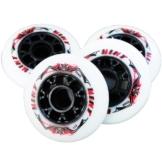 8 St. Mint Inline Skate Race Speed Rollen - 90mm - High Rebound, Größe: Härte 85A - 1