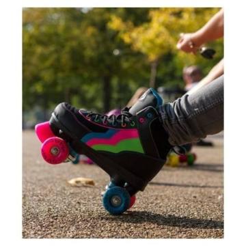 Rio Roller Adult Quad Skates - Passion - 4