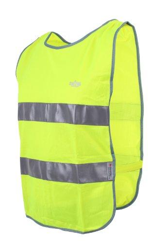 SEEYU! 1150 VEST - Reflektierende Joggingweste, Sicherheitsweste, Laufweste (M) - 1